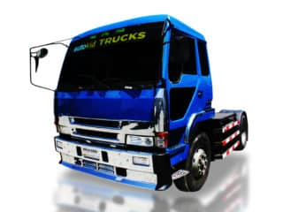 MITSUBISHI FUSO FP415D | AS#0097
