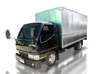 MITSUBISHI CANTER FE53EEX | AS#0141
