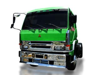 MITSUBISHI FUSO FP418D | AS#0082