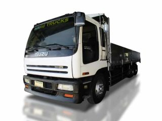ISUZU GIGA CYM50V1 | AS#0090