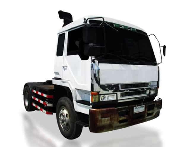 MITSUBISHI FUSO FP418D | AS#0068