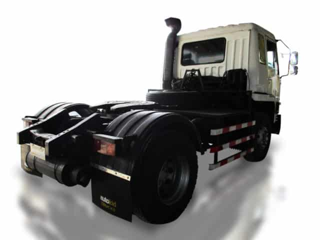MITSUBISHI FUSO FP415D | AS#0088