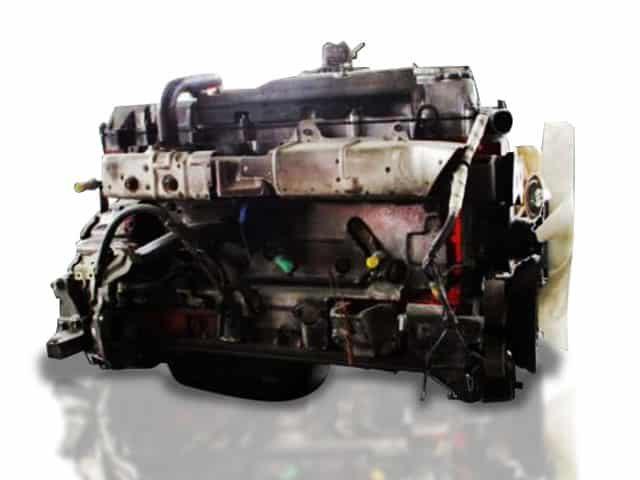 ISUZU FORWARD ENGINE 6HL1   AS#0300