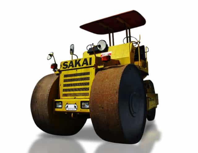 SAKAI ROAD ROLLER R2S | AX#0211
