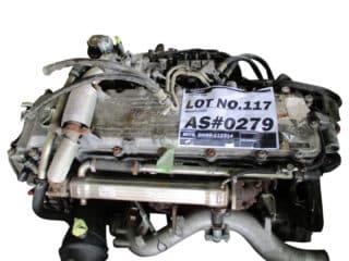 MITSUBISHI FIGHTER ENGINE 6M60 | AS#0279