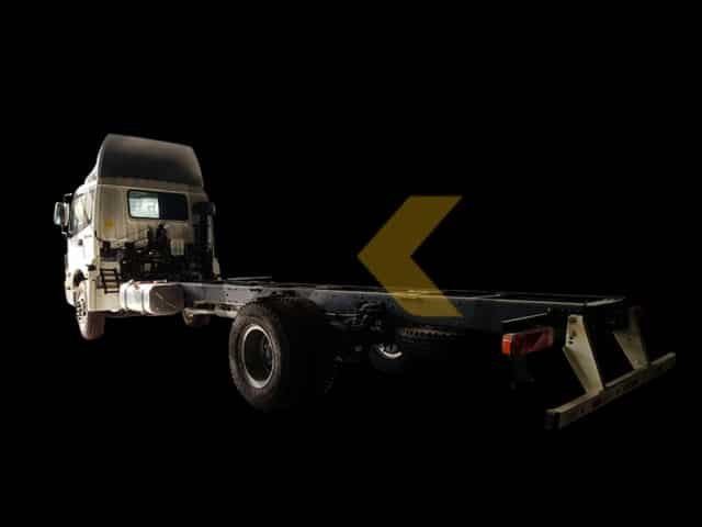 FOTON ETX 4X2 CAB CHASSIS TRUCK (210HP) | FOTON#0015