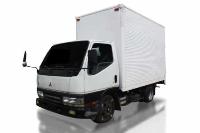 MITSUBISHI CANTER FE51CB | AX#0227