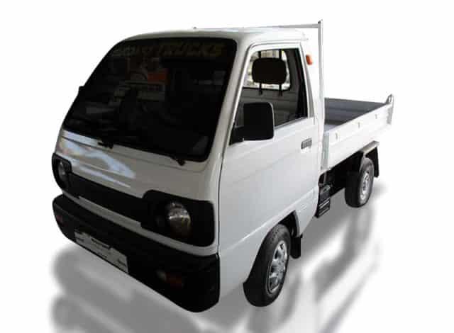 SUZUKI MINI CAB | MULTICAB#0023
