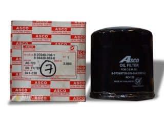 OIL FILTER AO-120 | ENG#00016
