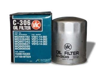 OIL FILTER C-306 | ENG#00022