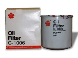 OIL FILTER C-1006 | ENG#00017