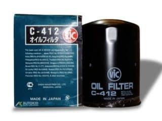 OIL FILTER C-412 | ENG#00026