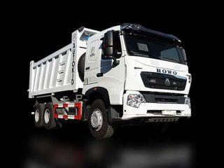 HOWO A7 6X4 DUMP TRUCK (371HP) | HOWO#0010