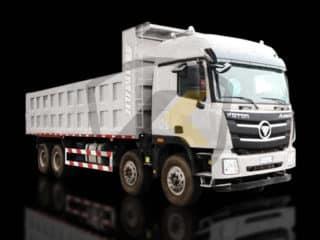 FOTON GTL 8X4 DUMP TRUCK (430HP) | FOTON#0003