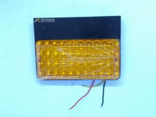LED SIDE LAMP AMBER 24V DB-3026 | S#00220