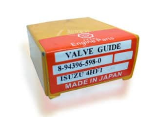 VALVE GUIDE 8PC/BOX 8-94396-598-0 | ENG#00345