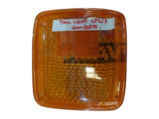 TAIL LIGHT LENS SQUARE AMBER M006-265 | BP#00258