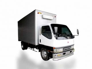 MITSUBISHI CANTER FE53EEV   AX#0118