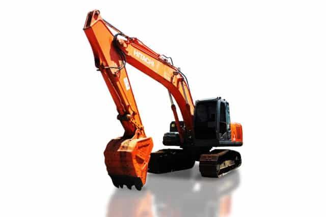 HITACHI EXCAVATOR ZX200-3 / 4511.9 HOURS | RAS#0128