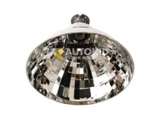 LOW BAY ALUMINUM REFLECTOR 12