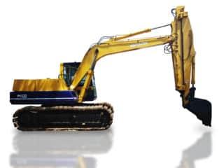 KOMATSU EXCAVATOR PC120-3 / 13132 HOURS | RAS#0071