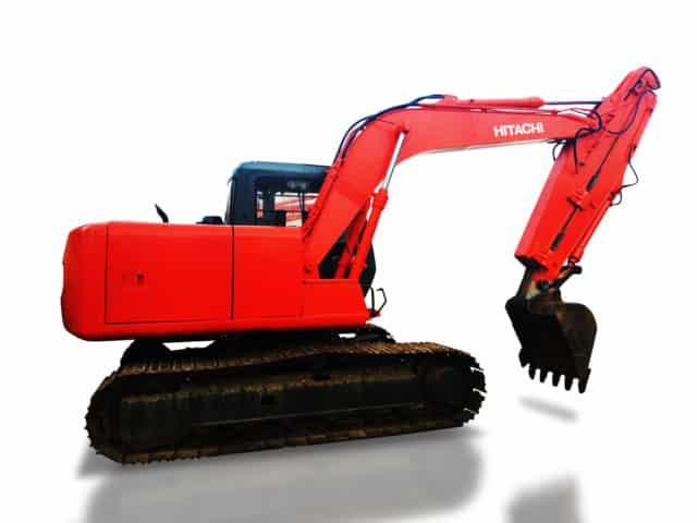 HITACHI EXCAVATOR EX100-2M-1SF / 90380 HOURS | RAS#0162
