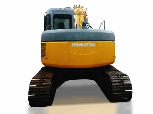 KOMATSU EXCAVATOR PC138-2E1 / 3899.9 HOURS | RAS#0141