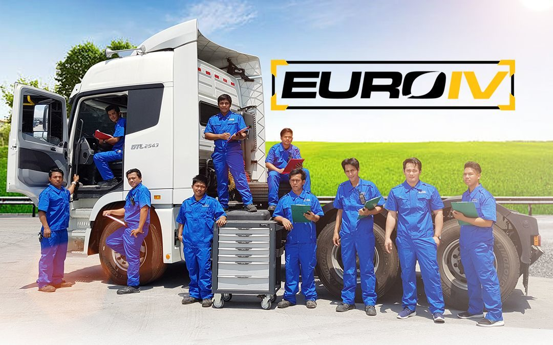How to Maintain Your Euro IV Truck