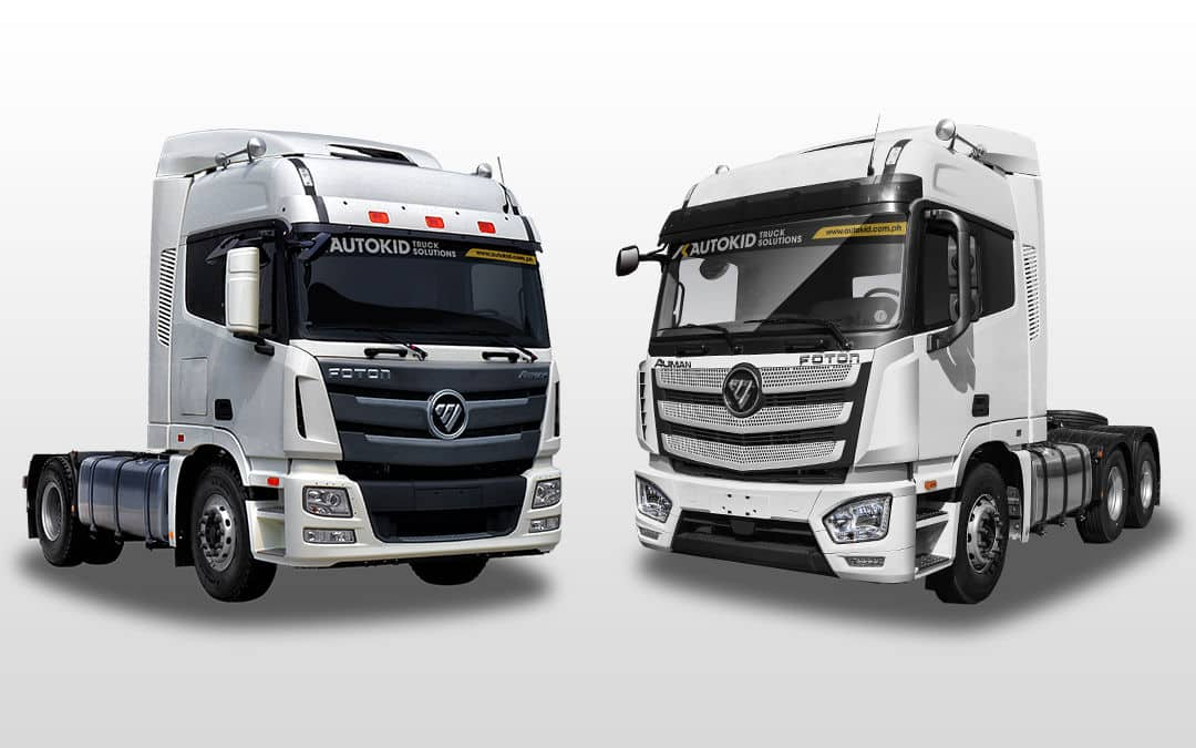 The Different Commercial Trucks Offered by Foton Philippines