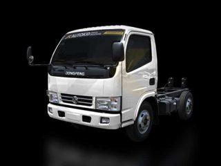 DONGFENG CAPTAIN-E 4W CAB CHASSIS (10FT) | DF#0002