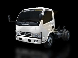 DONGFENG CAPTAIN-E 6W CAB CHASSIS (14FT) | DF#0004