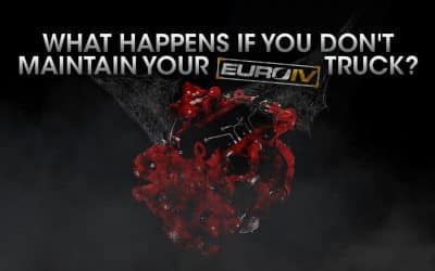 What Happens If You Don't Maintain Your Euro IV Truck?