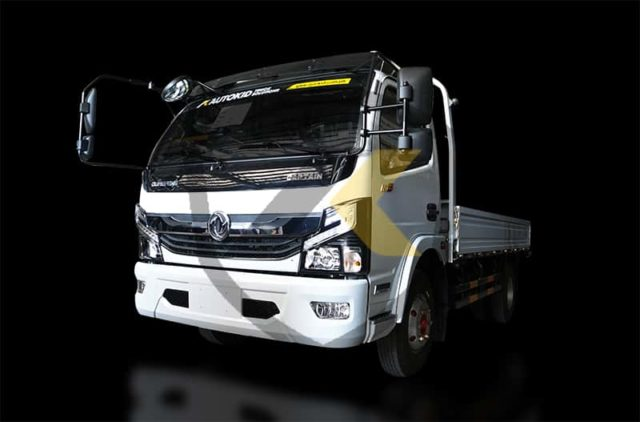 DONGFENG CAPTAIN-C 6W CAB CHASSIS (20FT) | DF#0008