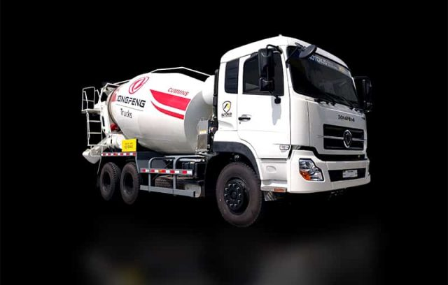 DONGFENG T-LIFT 10W MIXER TRUCK | DF#0015