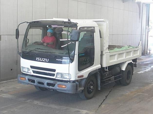 ISUZU FORWARD FRR35C4S | RP#0221