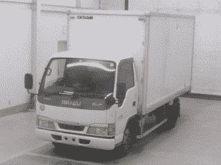 ISUZU ELF NKR81L | RP#0251
