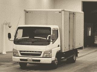 MITSUBISHI CANTER FE82DEV   RP#0261