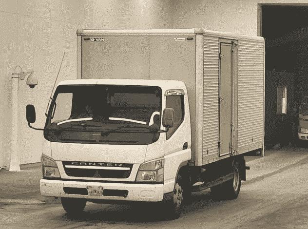 MITSUBISHI CANTER FE82DEV | RP#0261