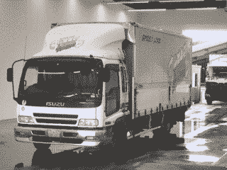 ISUZU FORWARD FRR34L4   RP#0264