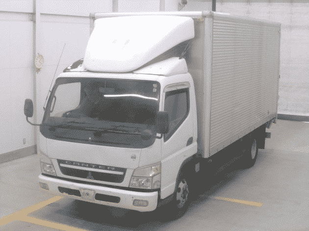 MITSUBISHI CANTER FE83DGY | AS#0543