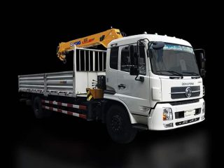 DONGFENG KR 6W BOOM TRUCK (20FT, 6.3TONS) | DF#0025