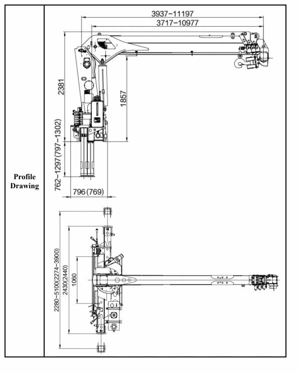XCMG TRUCK-MOUNTED CRANE (5 TONS) | XCMG#0003