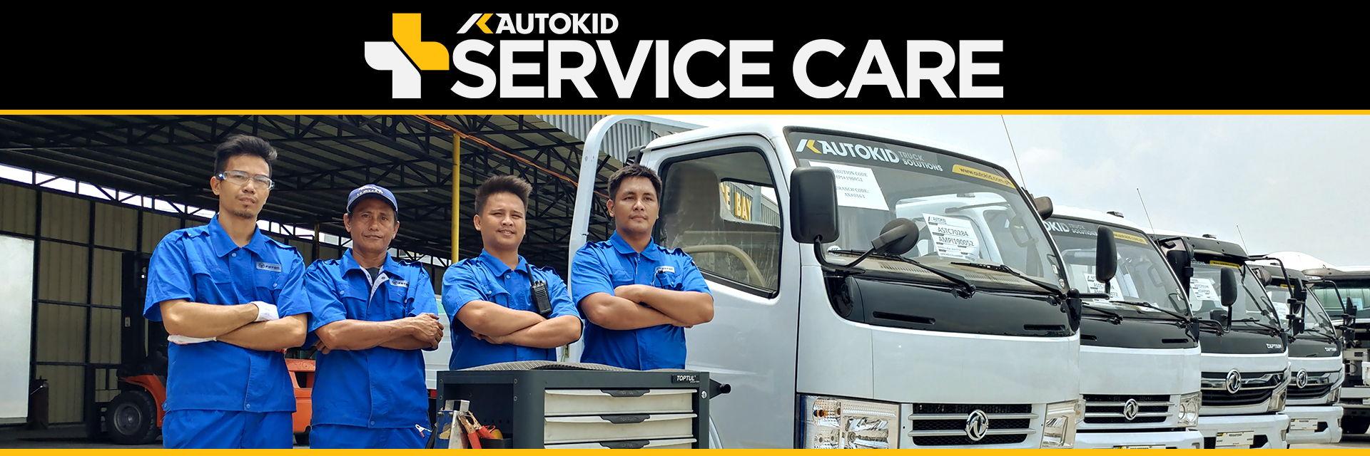 Autokid Service Care Banner Mobile