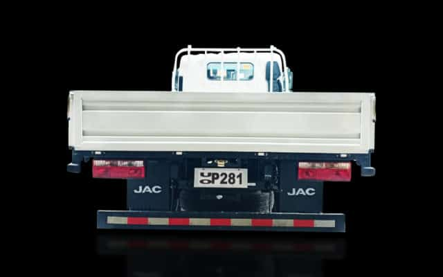 JAC King N-Series 14FT Dropside | TS#0005