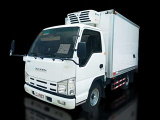 Kingling Isuzu Lega Refrigerated Van | TS#0001