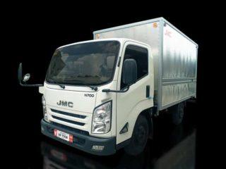 JMC N700 Aluminum Van | TS#0009