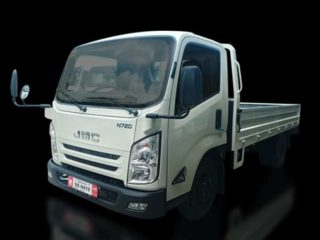 JMC N720 14FT Dropside | TS#0010