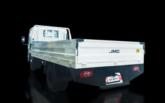 JMC N720 14FT Dropside   TS#0010