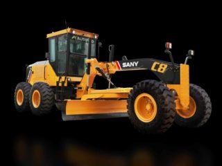 SANY Motor Grader STG170C-8 | SANY#0002