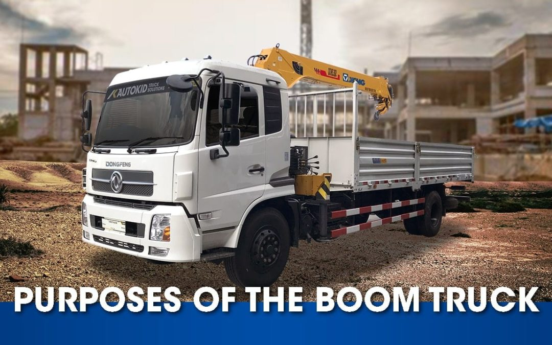 Purposes of the Boom Truck